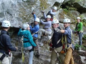 High Gravity Adventures Team