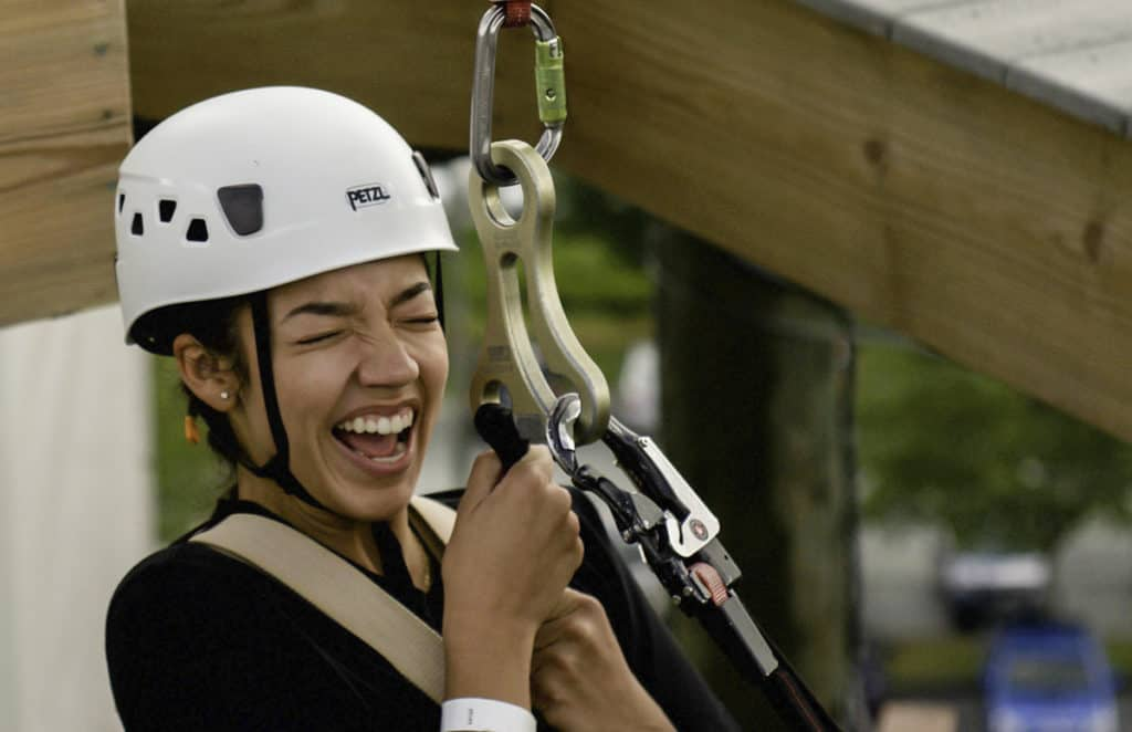 girl-screaming-free-fall-jump-powerfan-adventure-park-high-gravity-adventures