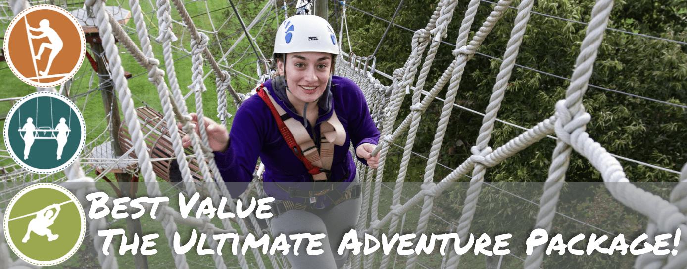 Ultimate Adventure Ticket