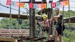 High Gravity Birthday Parties