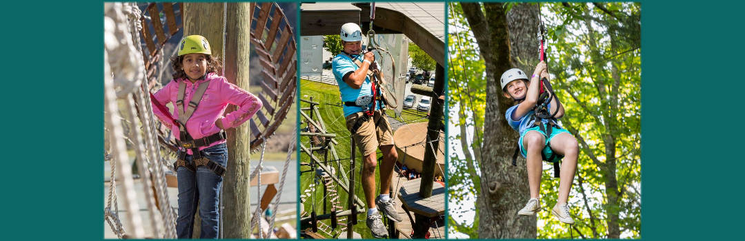 zip, climb and jump at high gravity adventures with the ultimate adventure ticket